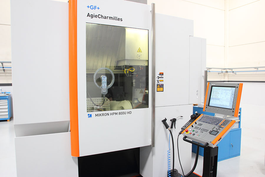 5-axis Machining and Manufacturing